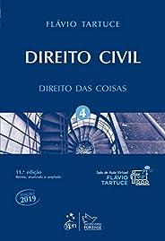 Direito Civil - Vol. 4 - Direito das Coisas: Volume 4