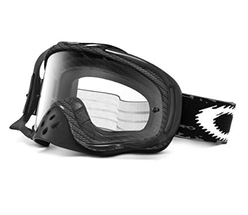 Oakley Crowbar Graphic Frame MX Goggles (True Carbon for sale  Delivered anywhere in USA