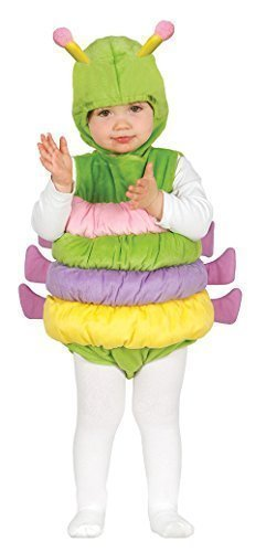 Baby Girls Boys Caterpillar Book Day Insect Fancy Dress Costume Outfit 6-12-24 Months (6-12 Months)]()