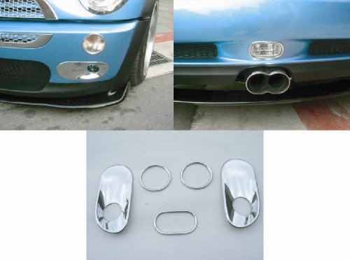 Mini Cooper S, Chrome Fog Lamp