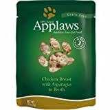 Applaws Chicken and Asparagus Pouch Canned Cat Food 2.4oz