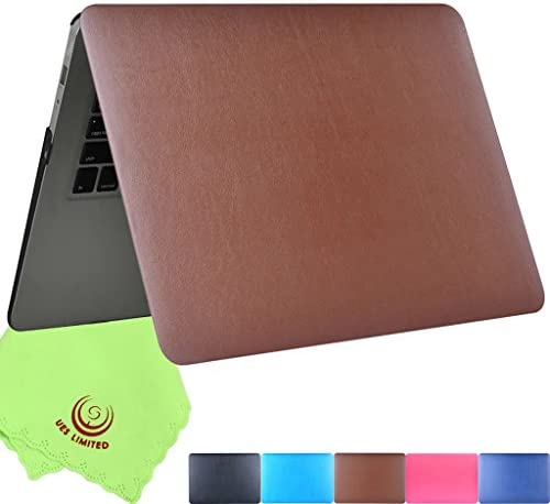 UESWILL Soft Touch Finish Leather MacBook