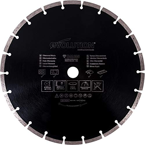 Evolution Power Tools 12BLADEDM 12-Inch Diamond Blade