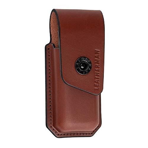 Leatherman Ainsworth Premium Brown Leather Sheath, Large