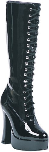 WMU Boot Easy Lace Black Size 7 (Wmu Lace)