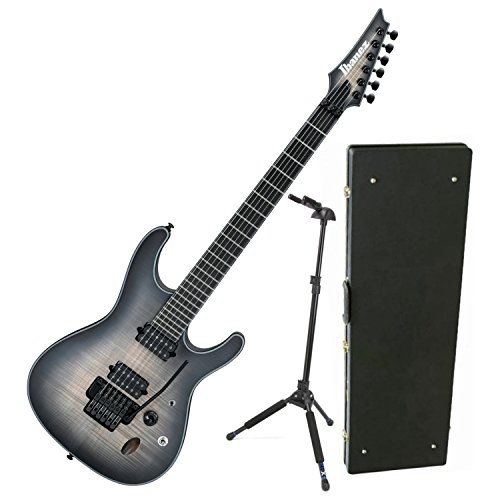 Ibanez Iron Label S Series SIX6DFM Dark Space Burst for sale  Delivered anywhere in USA