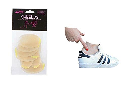 Sheelds Heel Protectors Heels Above