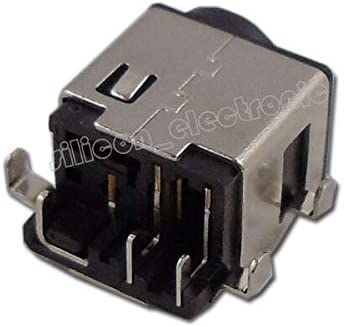 Compatible with Samsung NP550 NP550P NP550P5CL DC Power Jack Plug Connector Socket Port