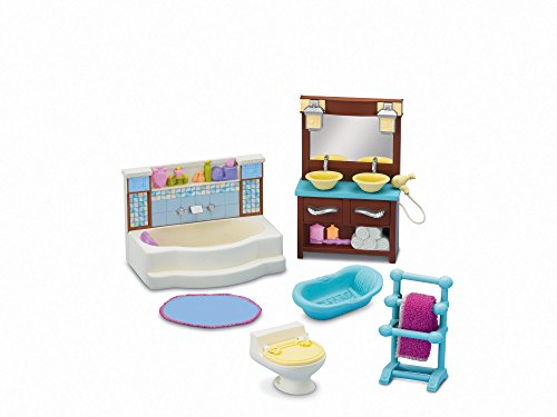 toys & games, baby & toddler toys,  sorting & stacking toys  discount, Fisher-Price Loving Family Bathroom Playset in US2