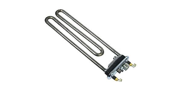 Amazon.com: SPARES2GO Elemento calefactor para AEG lavadora ...