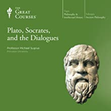 Plato, Socrates, and the Dialogues Lecture by The Great Courses Narrated by Professor Michael Sugrue Ph.D. Columbia University
