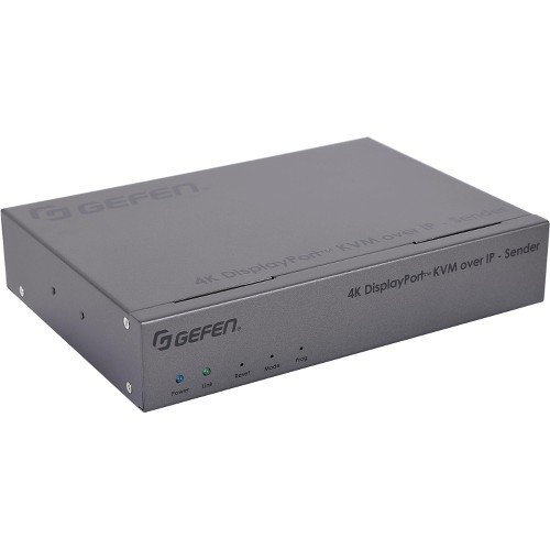 Gefen 4K DisplayPort tm KVM Over IP - Sender Package