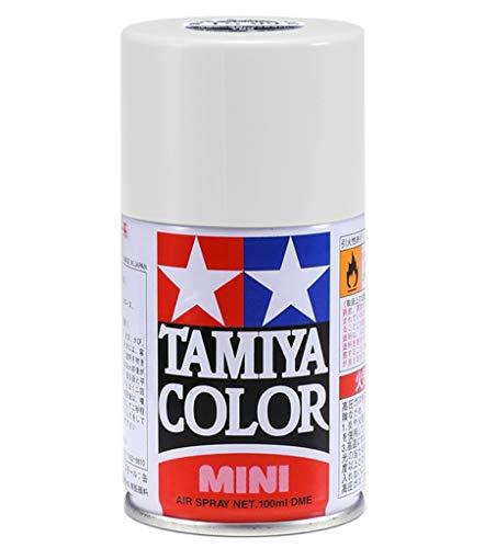 - Tamiya TAM85045 85045 Lacquer Spray Paint, TS-45 Pearl White - 100ml Spray Can