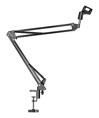 Amazon Lightning Deal 100% claimed: NEEWER Microphone Suspension Boom Scissor Arm Stand
