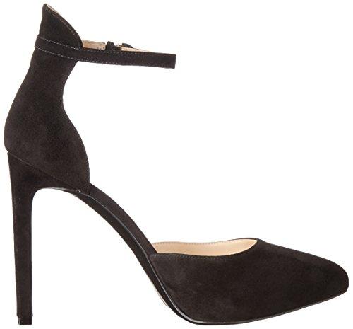 WEST NEGRO NINE mujer Zapatos para nwLADYFINGER Pdwwq1vx