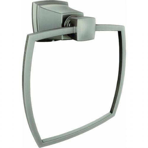 MOEN/FAUCETS Y3286BN Boardwalk Brushed Nickel Towel Ring by Moen/Faucets