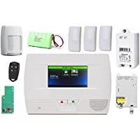 Honeywell Lynx Touch L5210 Wireless Security Alarm Slim Line Kit with 3GL GSM & Zwave Module