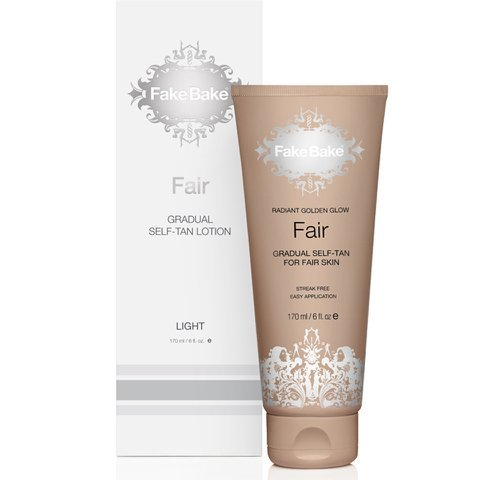 Fake Bake Fair Gradual Tan Lotion (170ml) by Fake Bake