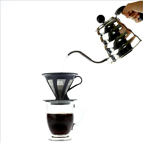Coffee Maker That Doesnot Drip When Pouring : Pour Over Coffee Drip Kettle - Gooseneck Coffee Maker Pot - Brew Coffee or Tea Desertcart
