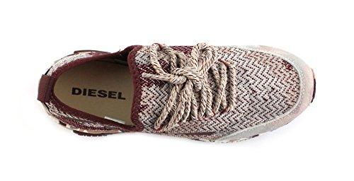 Diesel Bordeaux Grigio Uk Skb 4 S Multicolore kby 5 Donne Sneaker Delle q7nC7OfwX