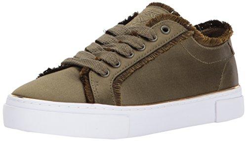 GUESS Frauen Goodfun Sneaker Olive