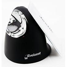 Evoluent VerticalMouse 4 Right MAC Black VM4RM Plus Jestik Microfiber Cloth - Value Bundle