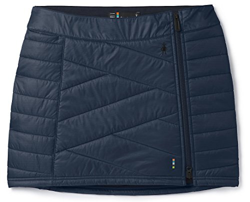 (SmartWool Women's Smartloft 120 Skirt Deep Navy Medium)