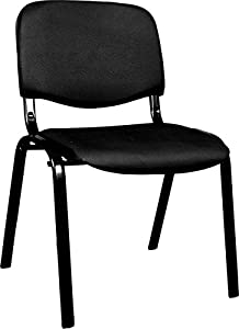 Office Trends Black Visitor Chair
