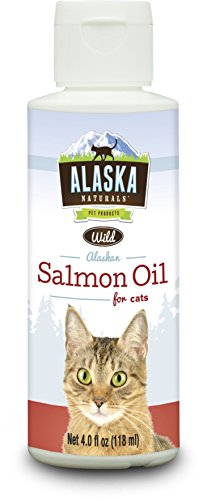 Alaska Naturals Salmon Oil 4 Ounce product image