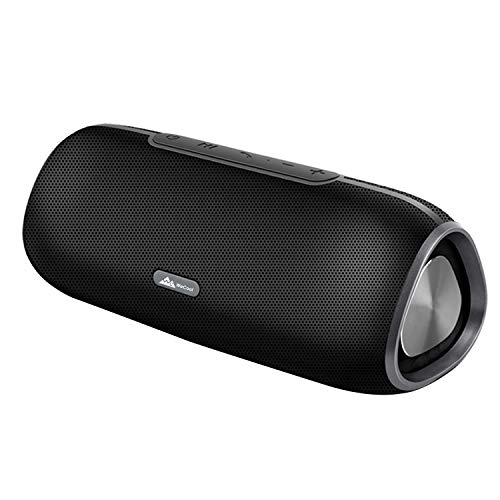 WeCool Storm S-03 10 W Bluetooth Speaker with Rich Bass Surround Sound 8 Hours Playtime with Mic, Micro SD and AUX Support Powerful Mini Speaker for Smartphone Tablets, Outdoor Speaker