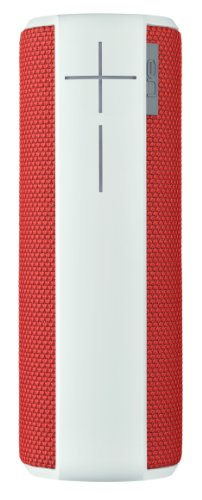UE BOOM Wireless Bluetooth Speaker - Red (Logitech Boombox Bluetooth)