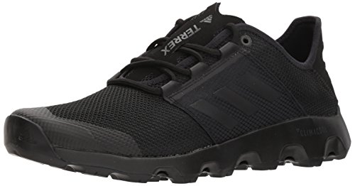 adidas outdoor Men's Terrex CC Voyager Walking Shoe, Black/Carbon, 11 D US