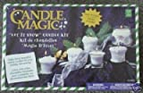 Candle Magic ''Let It Snow'' Candle Kit