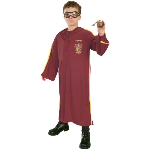 Rubies Harry Potter Quidditch Costume Kit (Harry Potter Quidditch Costume Kit)
