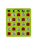 Easy Read Jam Proof Bingo Shutter Card, 100 Count