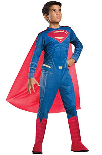 Rubie's Justice League Child's Superman Costume, Small ()