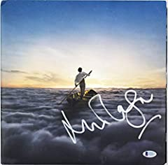 This Autographed The Endless River Album Cover W/ Vinyl has been Personally Signed by Nick Mason of Pink Floyd. This item is 100% Authentic to include a Certificate of Authenticity (COA) / hologram by Beckett Authentication Services.The authe...