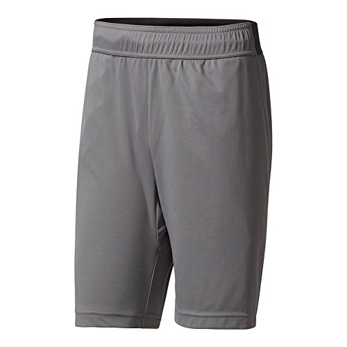 adidas Men's Tennis Climachill Shorts, Grey