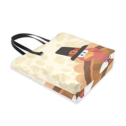 Image para mujer Talla de al 90 XiangHeFu hombro Unica Lona Bolso qR70xBwZ