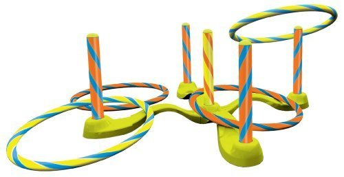 WHAM-0 HULA HOOP RING TOSS WITH SOUND GAME by Wham-O