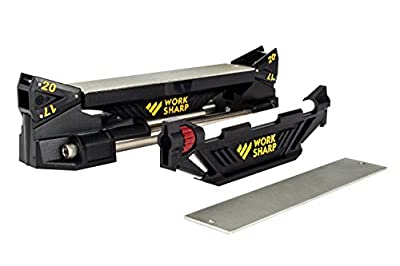 Work Sharp WSGSS Guided Sharpening System from Drill Doctor
