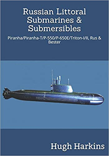 Amazon com: Russian Littoral Submarines & Submersibles