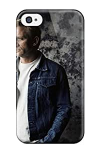 Iphone 6 plus 5.5 Case Cover - Slim Fit Tpu Protector Shock Absorbent Case (daniel Craig Style Pictures)