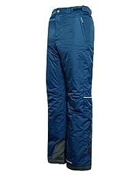 COLUMBIA youth BOYS ARTIC TRIP II Snow Pants OMNI HEAT WATERPROOF BLUE
