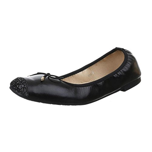 Ballerinas Damen black Ballerinas black Damen Ballerinas Damen black Damen Ballerinas rq5IY5P