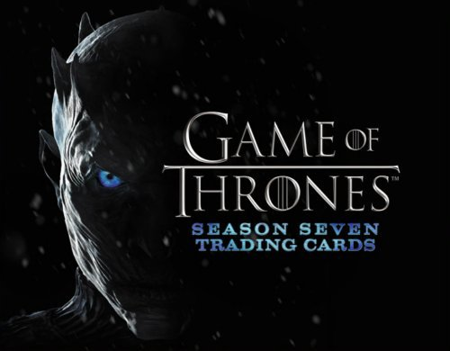 Game of Thrones Season 7 Trading Cards – Factory Sealed Box