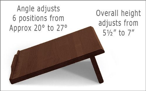 Ergo Desk 500W Desk Angle Walnut