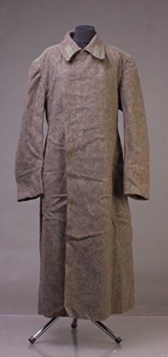 Easterr Gift idea New Vintage USSR Russian Military - Soviet Military Overcoat