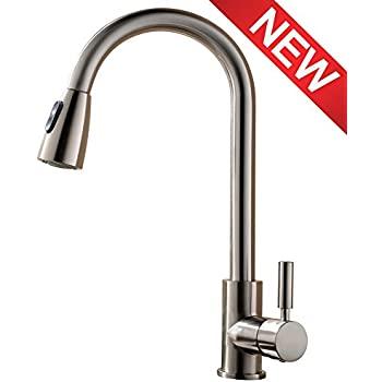 Comllen Best Commercial Spiral Spring Kitchen Faucet