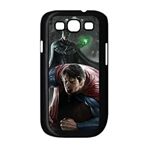 Batman Vs Superman Samsung Galaxy S3 Cases, Pattern Samsung Galaxy S3 Cases For Men Yearinspace {Black}